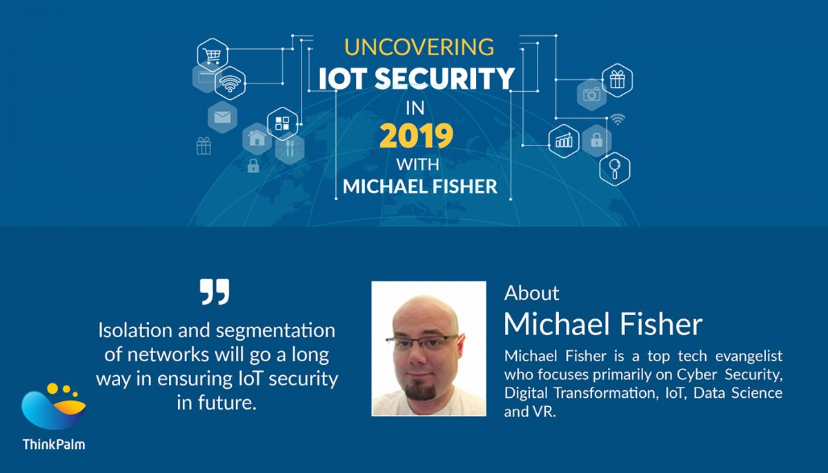 Interview with Michael Fisher