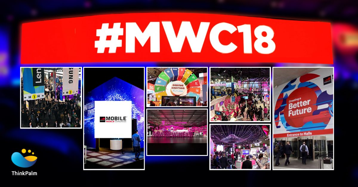 ThinkPalm Attends MWC 2019