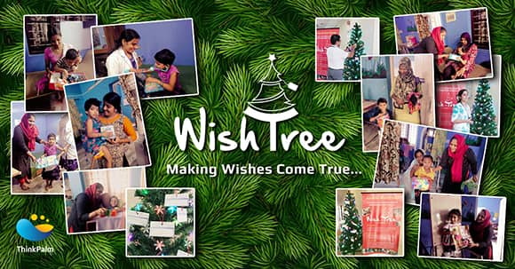WishTree - Making Wishes Come True