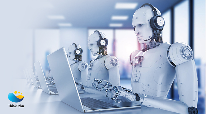 How Advanced Artificial Intelligence Based Chatbots Help Save Time In Customer Service
